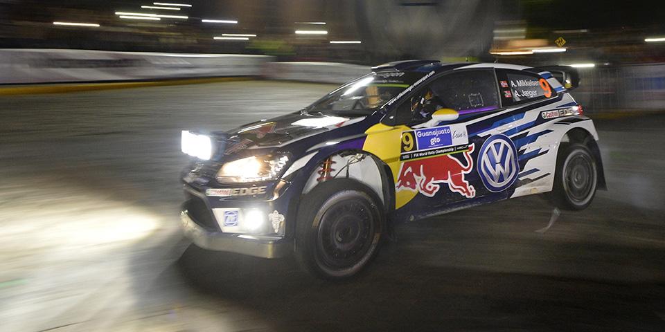 Rally Mexico 2016