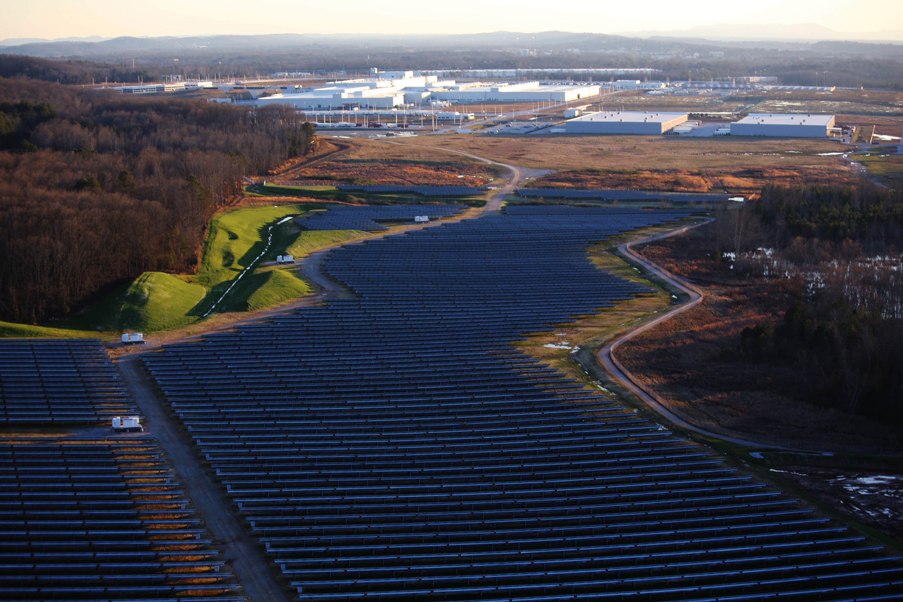 vw chattanooga solar farm 2 960x480