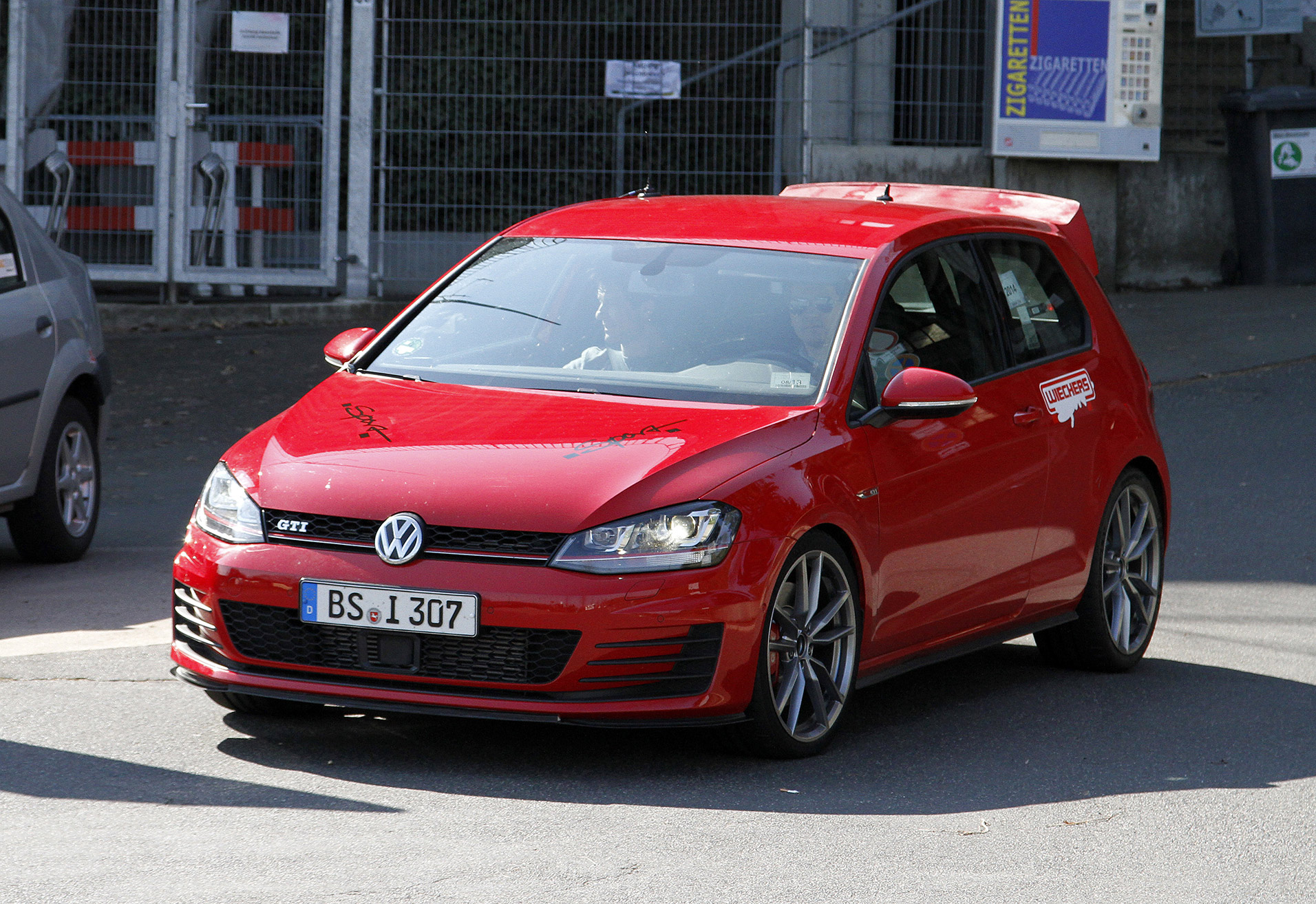 VW Golf GTI CLUB SPORT 1 110x60