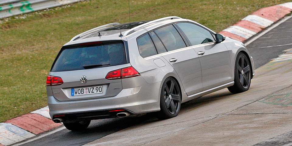 VW Golf R Variant Ring 7