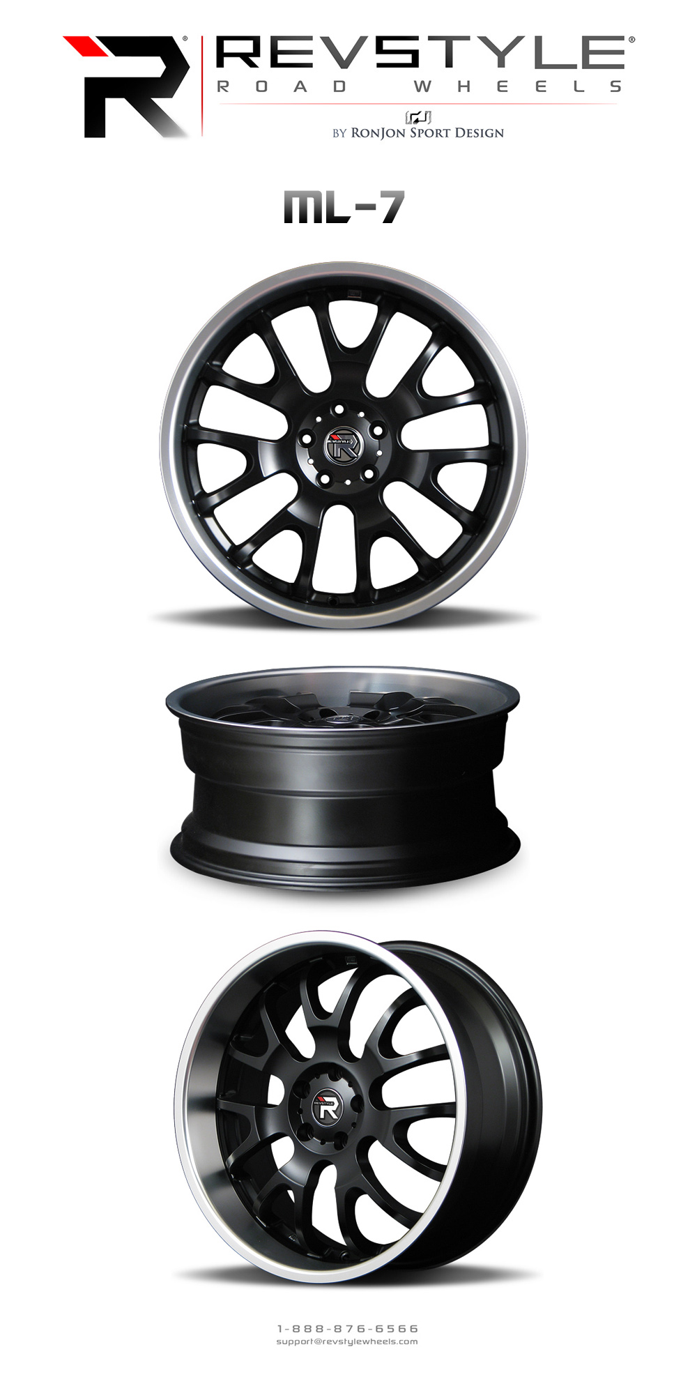VW ML 7 wheel