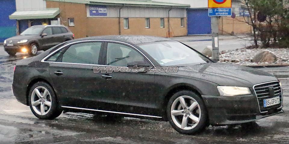 VW Phaeton mule 960 110x60
