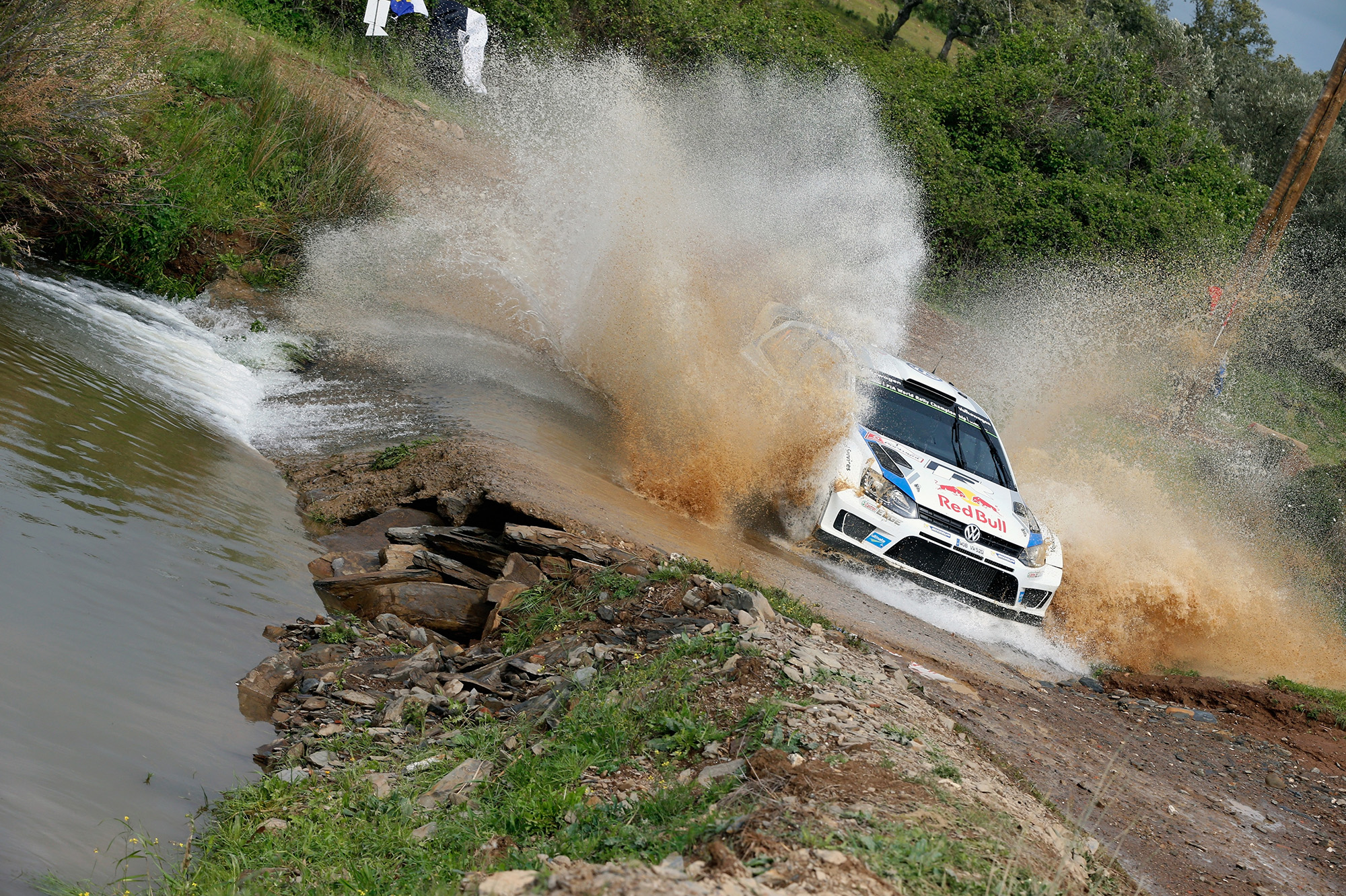 VW WRC 2014 04 RB POLO Portugal 110x60