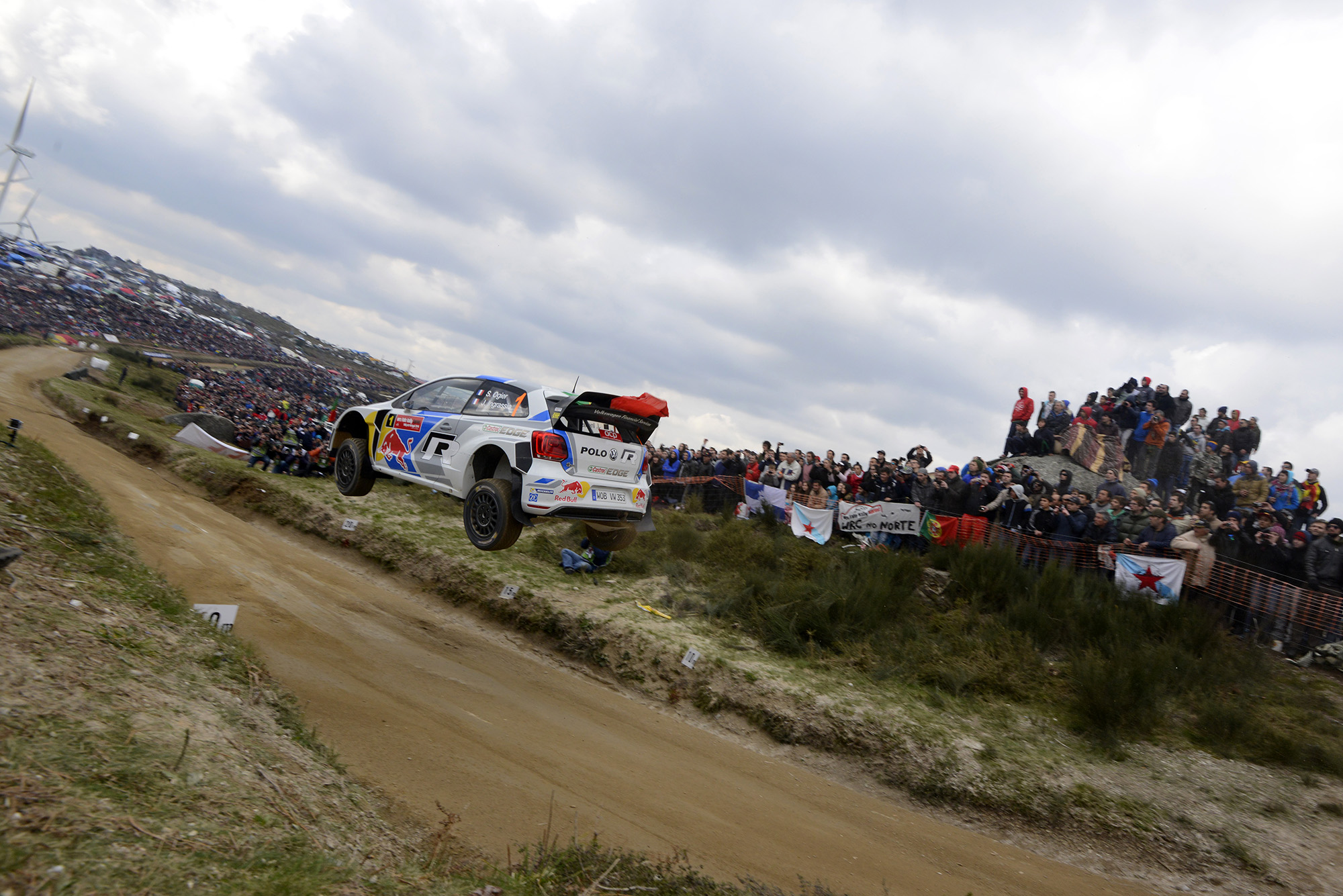 Rally Portugal 2014 Polo WRC