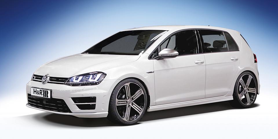 VW Golf VII R Federn