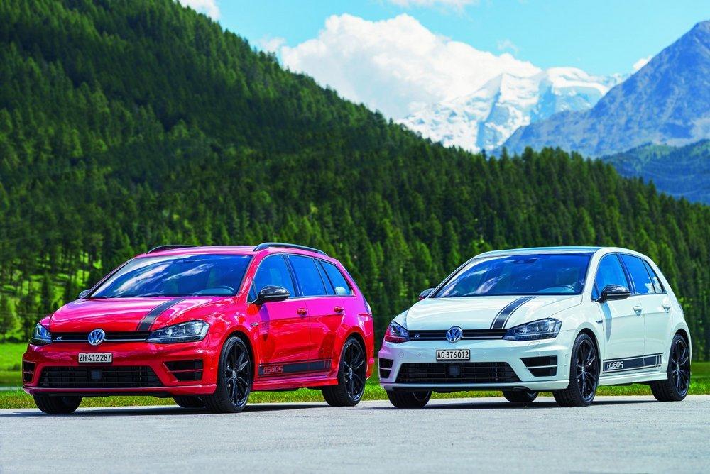 volkswagen's importer builds swiss exclusive golf r360s - vwvortex