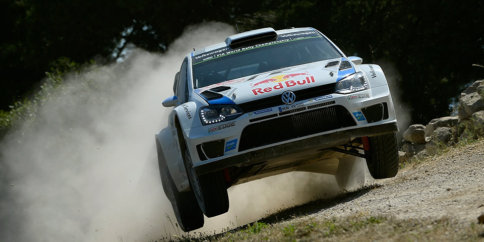 WRC italy