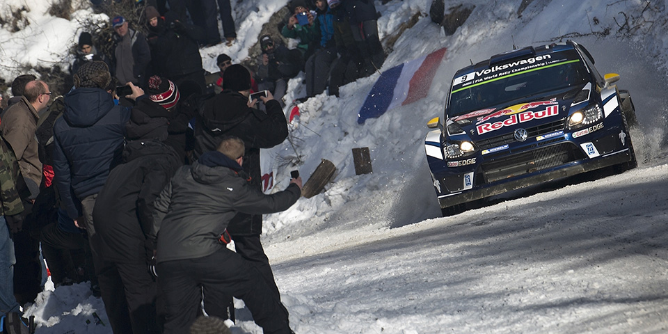 Rallye Monte Carlo 2016