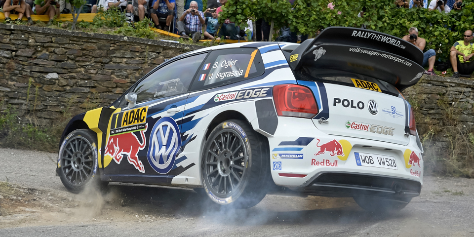 Rally Germany 2016