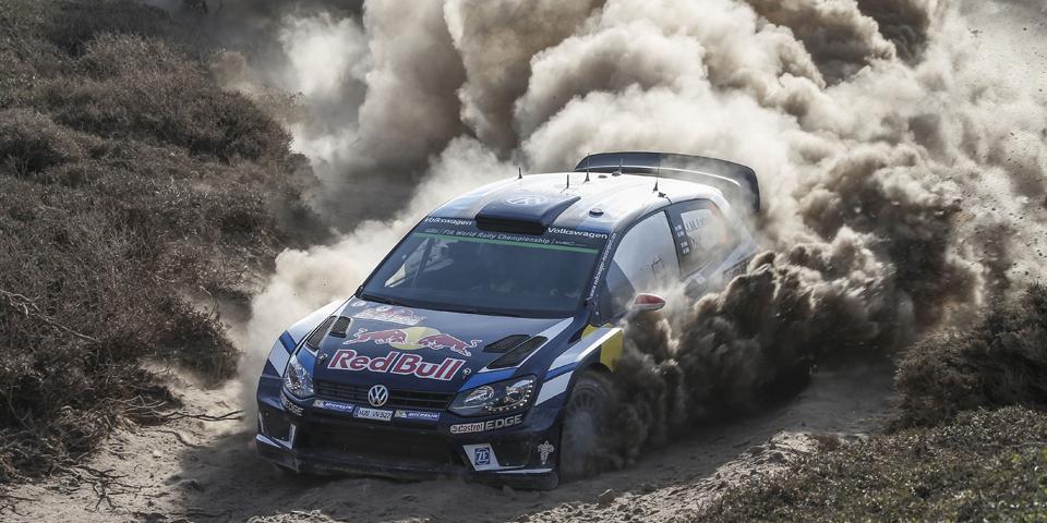 Rally Italia Sardegna 2016
