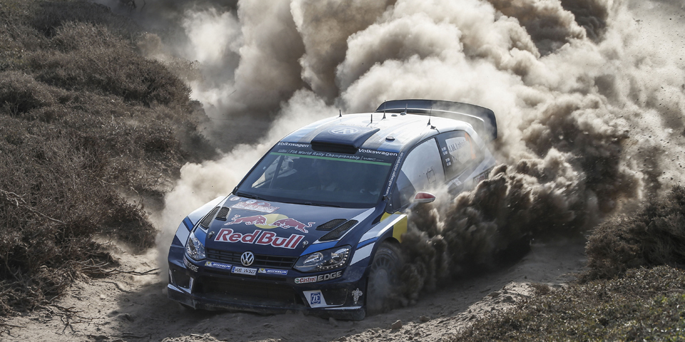 Jari-Matti Latvala (FIN), Miikka Anttila (FIN) Volkswagen Polo R WRC (2016) WRC Rally Italia Sardegna 2016