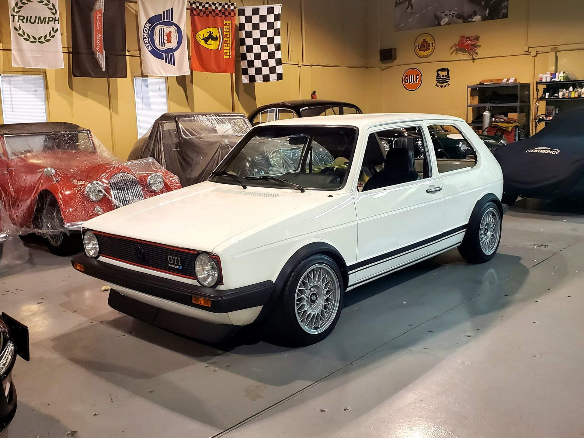 Golf Mk1 Rims