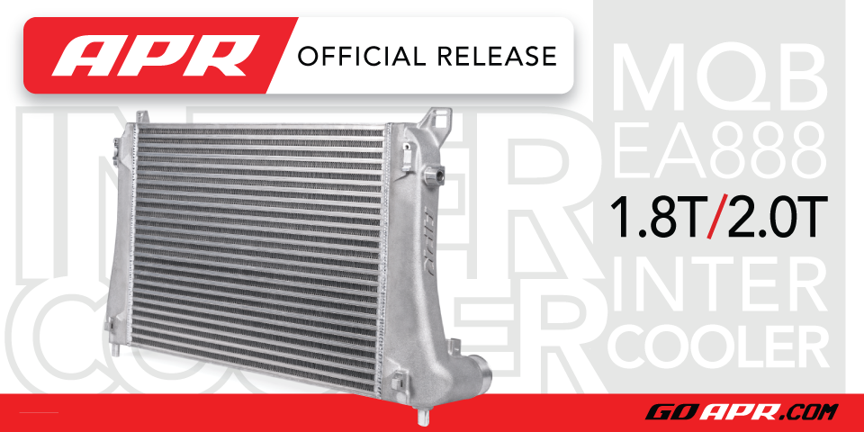 APR Boost Hose System Intercooler Direct OEM Replacement FOR MQB 1.8T//2.0T