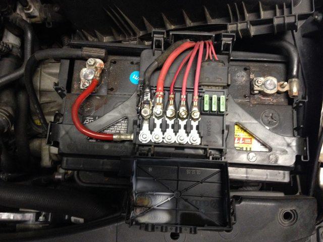 Battery Fuse Box Woes | VW Vortex - Volkswagen ForumVW Vortex