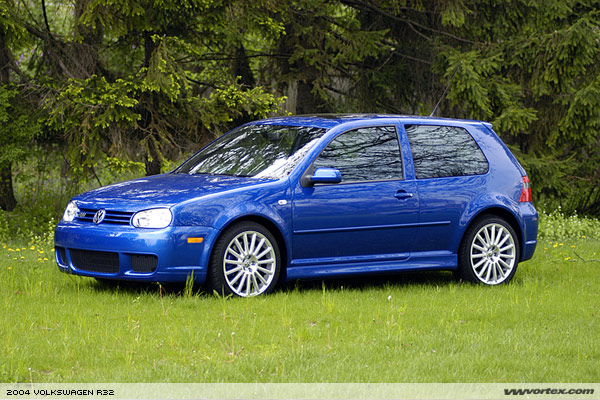 R32 First Drive