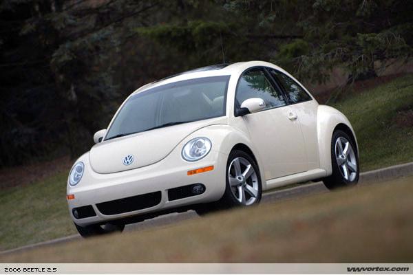 Vw New Beetle 2 5