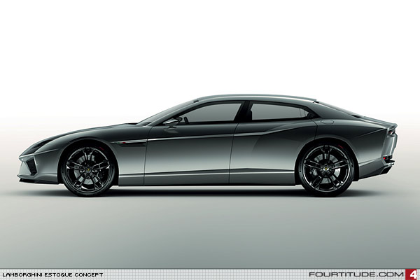 Lamborghini Estoque The Italian Super Sports Sedan
