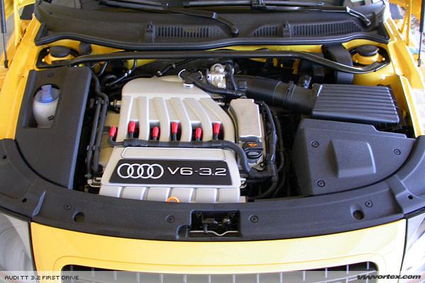Short Drive Audi Tt 3 2 Coupe