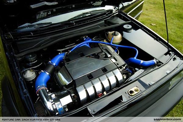 Feature Car 1991 GTI VR6