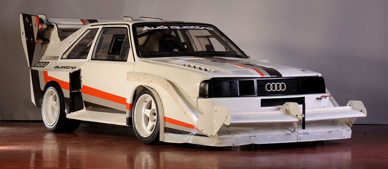 Ultimate Rally Car Collection on Offer from UK Brokers Morris and