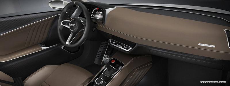 audi quattro forum. In the Audi quattro concept