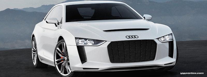 audi quattro forum. Audi Quattro Concept
