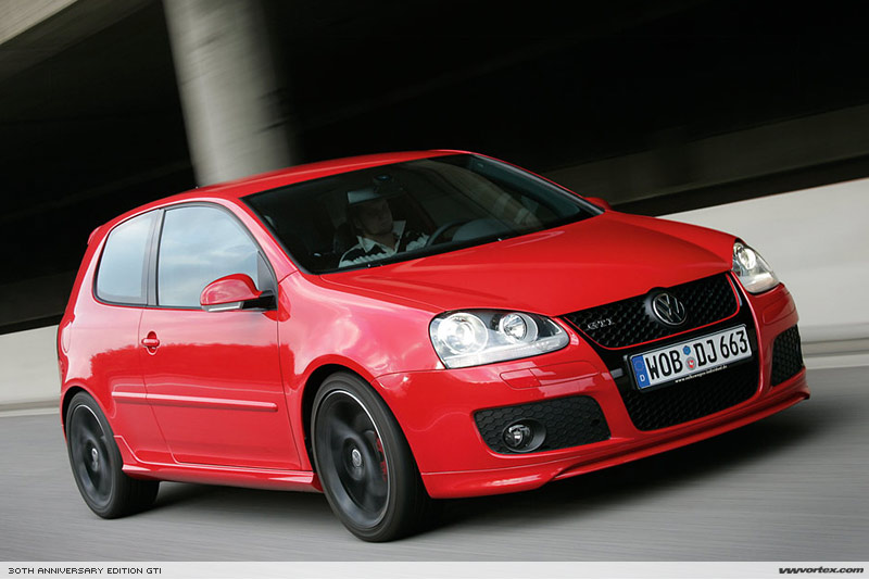 volkswagen golf mk1 gti. Volkswagen UK Press Release: