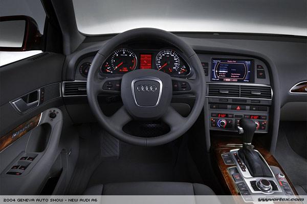 Audi A6 Interior. Interior