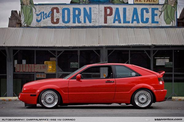 Re: AUTObiography: Chappalappa's 1992 VW Corrado (Cherise@VWvortex)