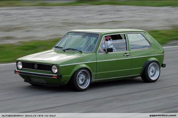 volkswagen golf 1978