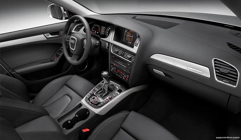 Geneva 2009 - Audi A4 Allroad