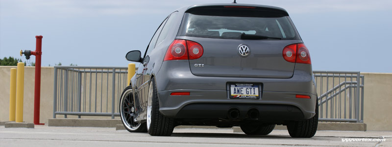 Featured: AWE Tuning's Mk5 GTI