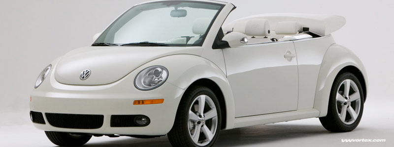 new beetle pictures. The Triple White New Beetle
