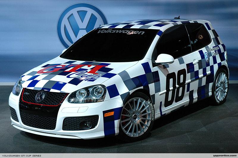 Volkswagen Announces Gti Cup Series