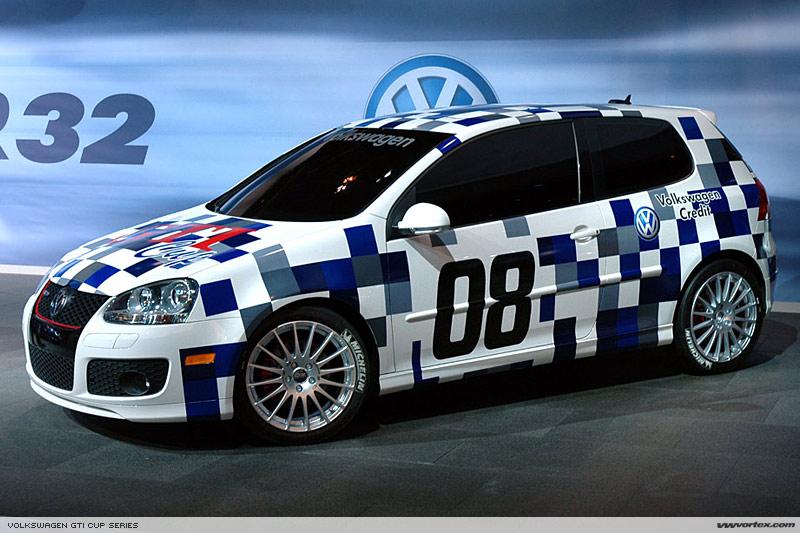 2008 Volkswagen GTI Cup
