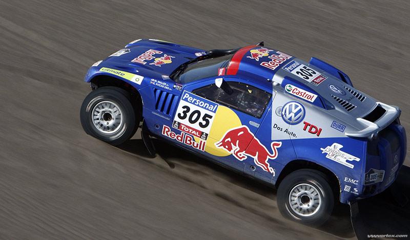 VW Dakar