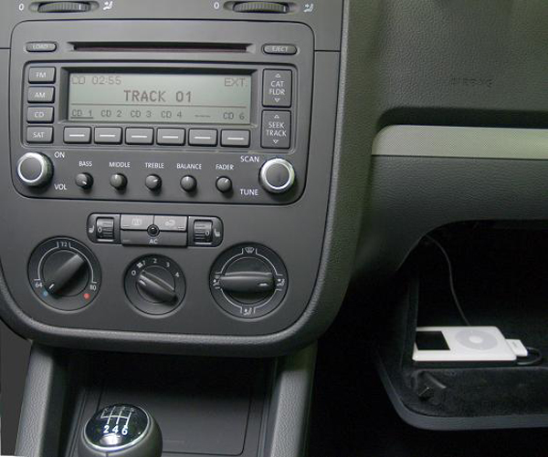 VW: iPod adapter and iPod/USB interface now available! - The