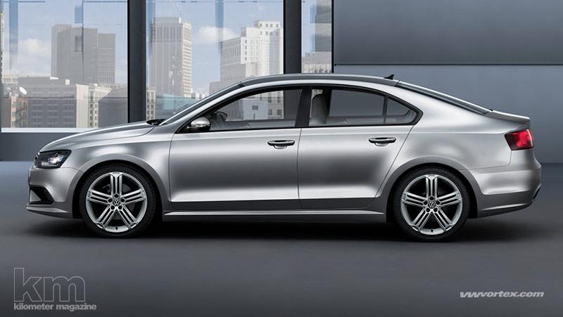 ... .com - Sixth Generation Volkswagen Jetta Debuts - Official Pics