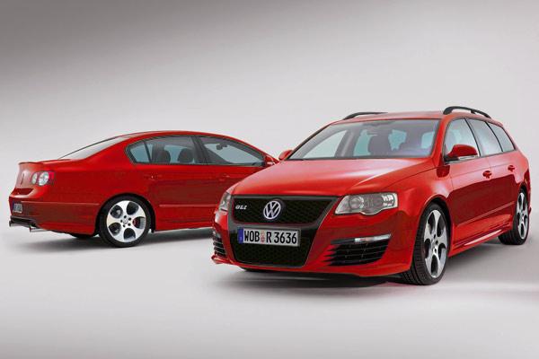 VW Passat GLI