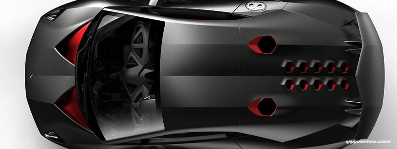 Lamborghini Sesto Elemento Concept Debuts