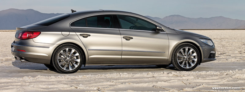 The New Volkswagen Passat Cc