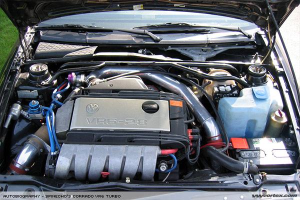 A/b: Corrado VR6 Turbo - VWVortex