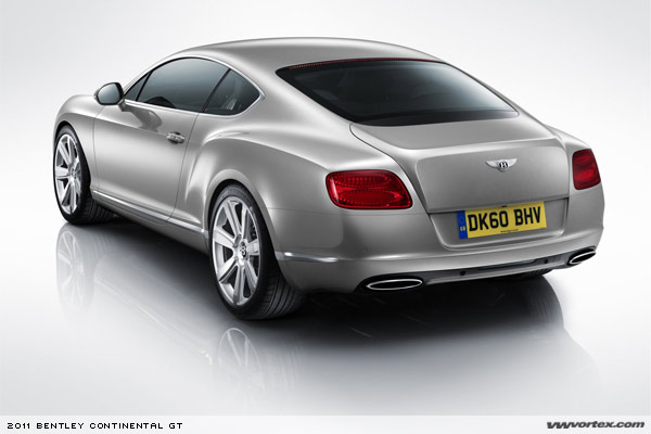 2011 bentley continental gt 1
