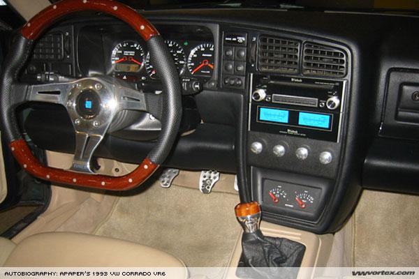 AUTObiography: apaper\'s 1993 VW Corrado VR6 - VWVortex
