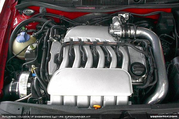 Autobahn Xclusive: VF Engineering 24v VR6 Supercharger