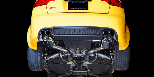 awe rs4 exhaust 800