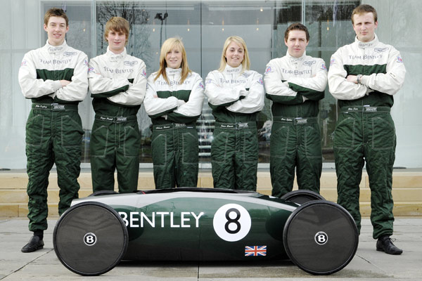 bentley green team
