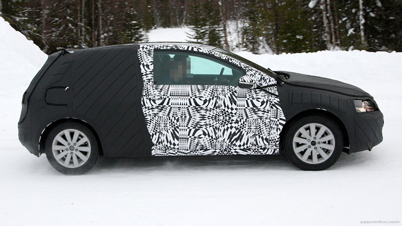 golf 7 spyshot 2