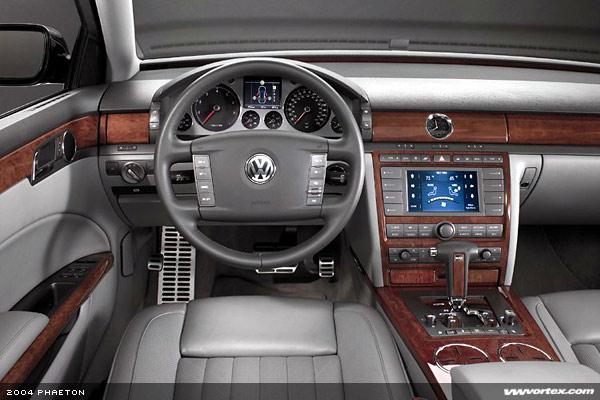 Volkswagen S Long Awaited Phaeton Arrives In Pebble Beach Vwvortex