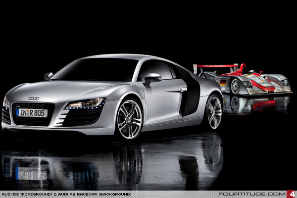 r8 road and race